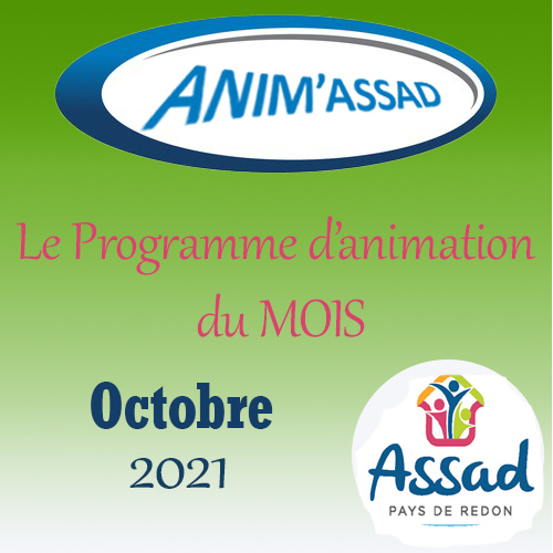 Anim'ASSAD Octobre 2021